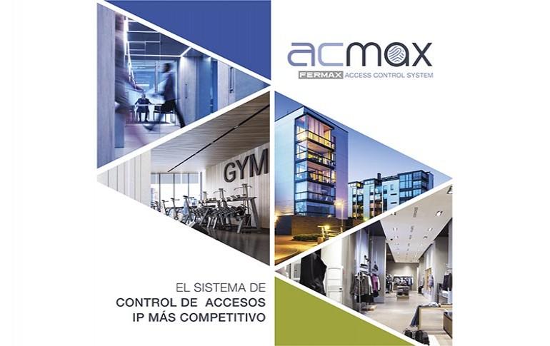 Fermax mejora su sistema centralizado de control de accesos IP AC-MAX
