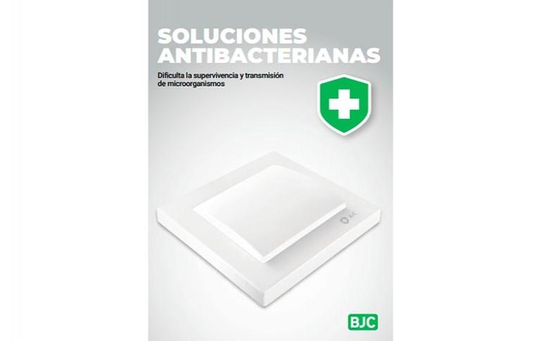 Soluciones antibacterianas de BJC