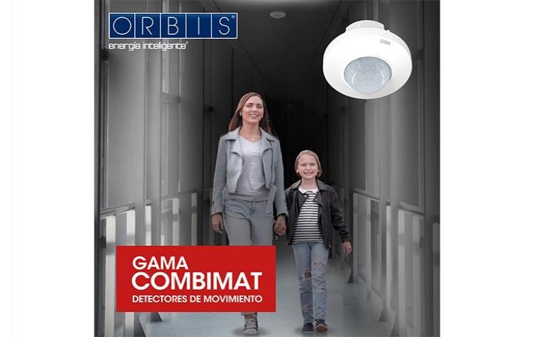 ORBIS mejora el ahorro energético con sus nuevos detectores de movimiento