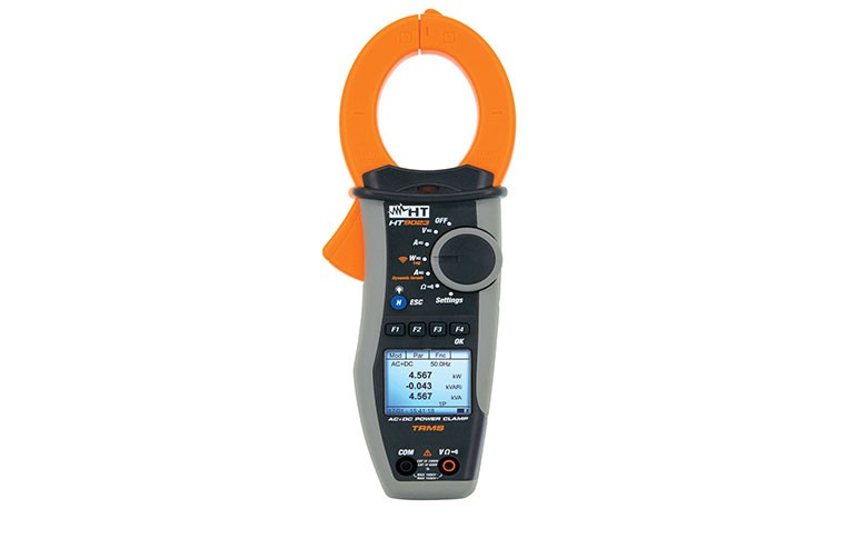 Nueva pinza varimétrica HT9023 de HT Instruments