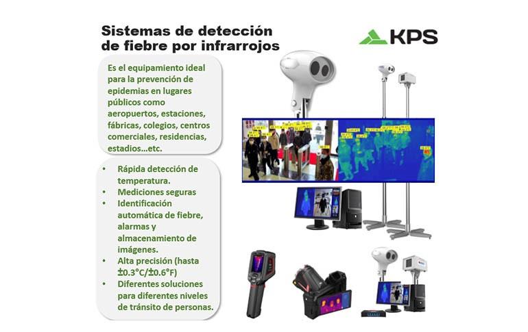 Cámaras temográficas de KPS