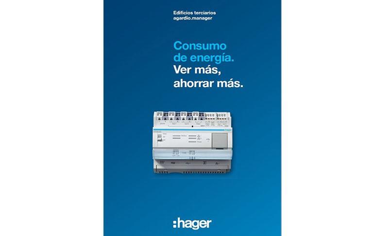Agardio.manager de hager: Energía visible