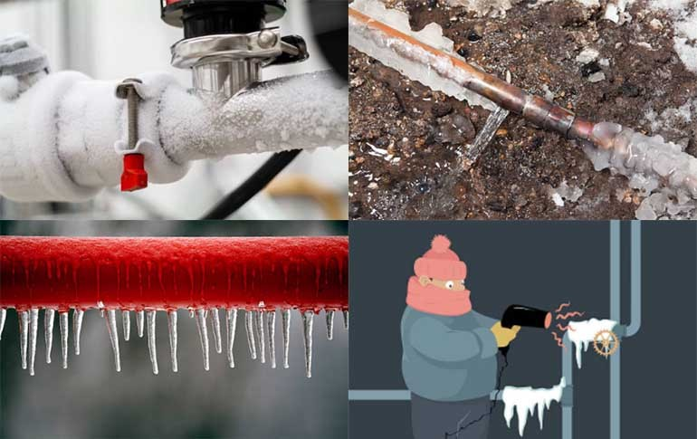 Protege tus instalaciones del frío con Estiare